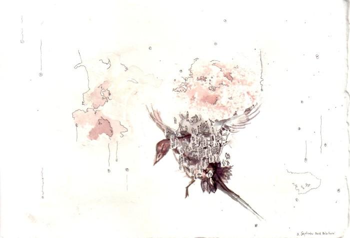 Cinders, by Nadia Locke